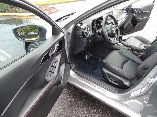 2015 Mazda Mazda3 s Touring / Hatchback / Navi /Backup / 6500 miles - Photo 13 - Portland, OR 97217
