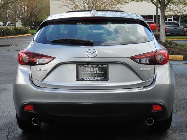 2015 Mazda Mazda3 s Touring / Hatchback / Navi /Backup / 6500 miles - Photo 6 - Portland, OR 97217
