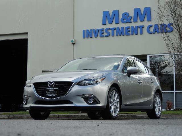 2015 Mazda Mazda3 s Touring / Hatchback / Navi /Backup / 6500 miles - Photo 47 - Portland, OR 97217