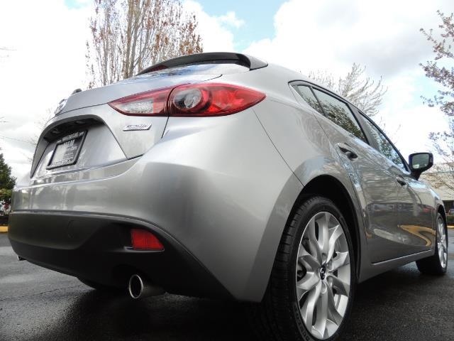 2015 Mazda Mazda3 s Touring / Hatchback / Navi /Backup / 6500 miles - Photo 10 - Portland, OR 97217