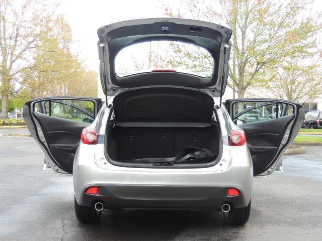 2015 Mazda Mazda3 s Touring / Hatchback / Navi /Backup / 6500 miles - Photo 28 - Portland, OR 97217