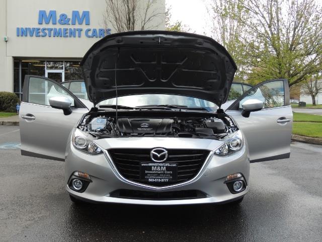 2015 Mazda Mazda3 s Touring / Hatchback / Navi /Backup / 6500 miles - Photo 32 - Portland, OR 97217