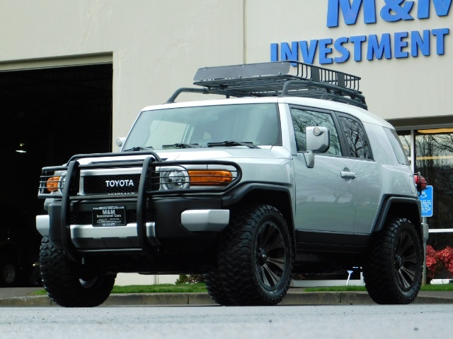 2007 Toyota FJ Cruiser 4X4 / V6 4.0L / DIFF LOCK / 81K MILES / LIFTED !! - Photo 44 - Portland, OR 97217