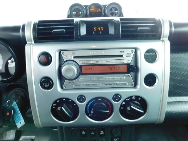 2007 Toyota FJ Cruiser 4X4 / V6 4.0L / DIFF LOCK / 81K MILES / LIFTED !! - Photo 29 - Portland, OR 97217