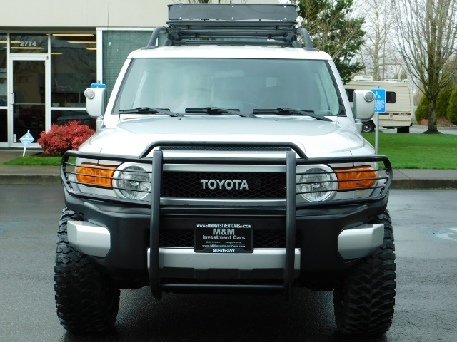 2007 Toyota FJ Cruiser 4X4 / V6 4.0L / DIFF LOCK / 81K MILES / LIFTED !! - Photo 5 - Portland, OR 97217