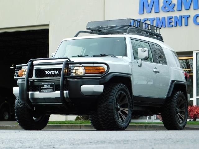 2007 Toyota FJ Cruiser 4X4 / V6 4.0L / DIFF LOCK / 81K MILES / LIFTED !! - Photo 42 - Portland, OR 97217