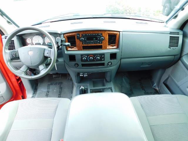 2006 Dodge Ram 3500 4X4 / BIG HORN 1-TON / 5.9 CUMMINS LONG BED 82Kmls - Photo 18 - Portland, OR 97217