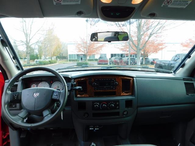 2006 Dodge Ram 3500 4X4 / BIG HORN 1-TON / 5.9 CUMMINS LONG BED 82Kmls - Photo 34 - Portland, OR 97217