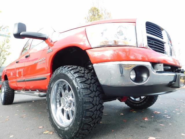 2006 Dodge Ram 3500 4X4 / BIG HORN 1-TON / 5.9 CUMMINS LONG BED 82Kmls - Photo 10 - Portland, OR 97217