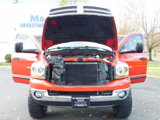 2006 Dodge Ram 3500 4X4 / BIG HORN 1-TON / 5.9 CUMMINS LONG BED 82Kmls - Photo 30 - Portland, OR 97217