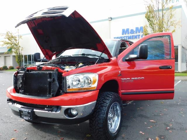 2006 Dodge Ram 3500 4X4 / BIG HORN 1-TON / 5.9 CUMMINS LONG BED 82Kmls - Photo 32 - Portland, OR 97217