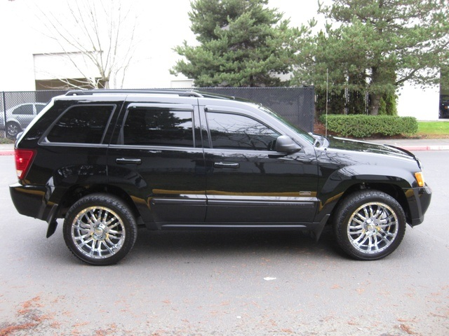 2008 jeep grand cherokee laredo 4x4 rocky mountain edition
