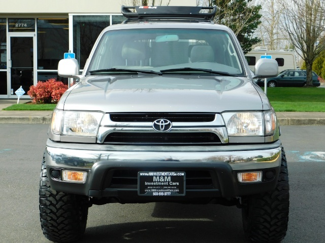 2002 Toyota 4Runner SR5 Sport Utility 4WD / 1-OWNER/ Low Miles/ LIFTED - Photo 5 - Portland, OR 97217