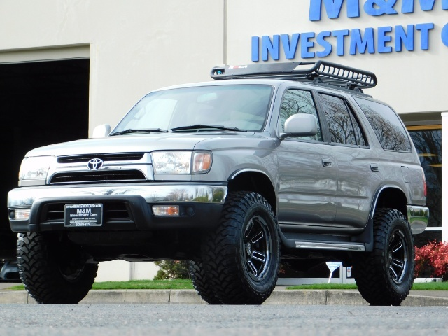 2002 Toyota 4Runner SR5 Sport Utility 4WD / 1-OWNER/ Low Miles/ LIFTED - Photo 46 - Portland, OR 97217