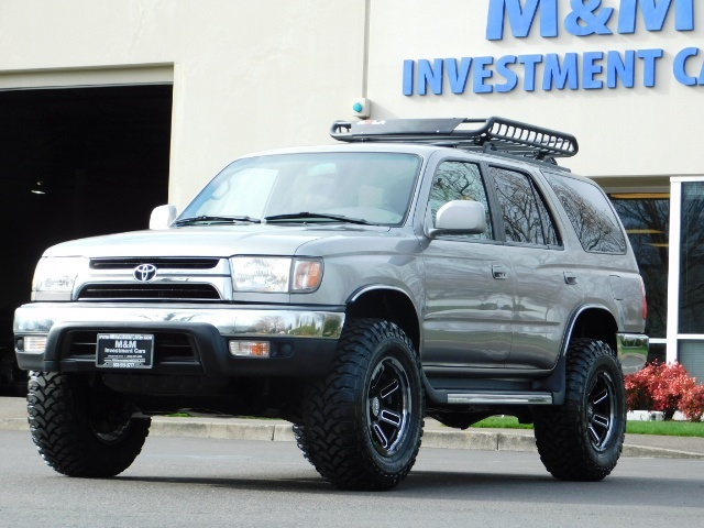 2002 Toyota 4Runner SR5 Sport Utility 4WD / 1-OWNER/ Low Miles/ LIFTED - Photo 44 - Portland, OR 97217