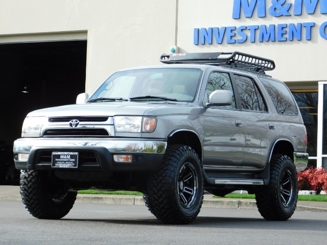 2002 Toyota 4Runner SR5 Sport Utility 4WD / 1-OWNER/ Low Miles/ LIFTED - Photo 43 - Portland, OR 97217