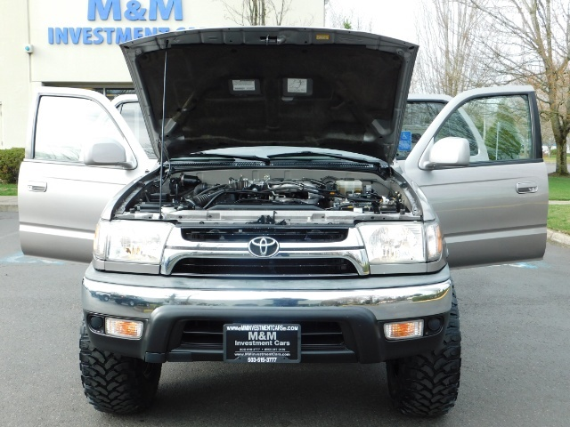 2002 Toyota 4Runner SR5 Sport Utility 4WD / 1-OWNER/ Low Miles/ LIFTED - Photo 33 - Portland, OR 97217