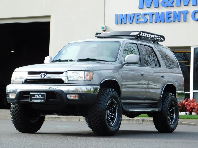 2002 Toyota 4Runner SR5 Sport Utility 4WD / 1-OWNER/ Low Miles/ LIFTED - Photo 45 - Portland, OR 97217
