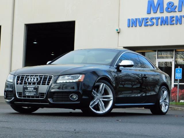 2011 Audi S5 4.2 quattro Prestige / Navigation / Heated Seats - Photo 51 - Portland, OR 97217
