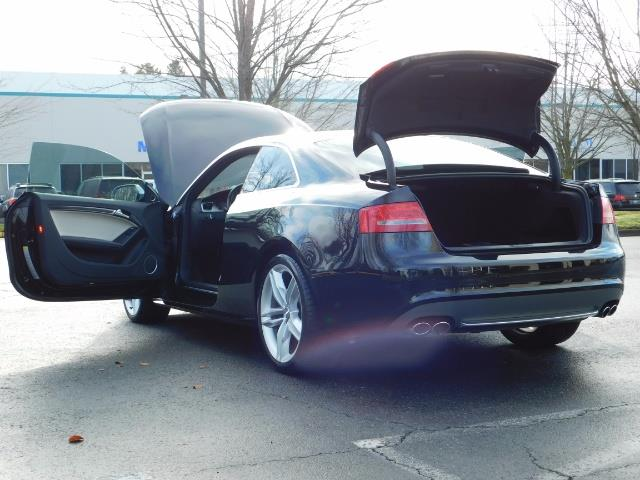 2011 Audi S5 4.2 quattro Prestige / Navigation / Heated Seats - Photo 27 - Portland, OR 97217