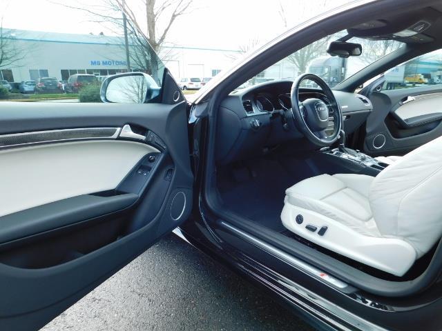 2011 Audi S5 4.2 quattro Prestige / Navigation / Heated Seats - Photo 13 - Portland, OR 97217