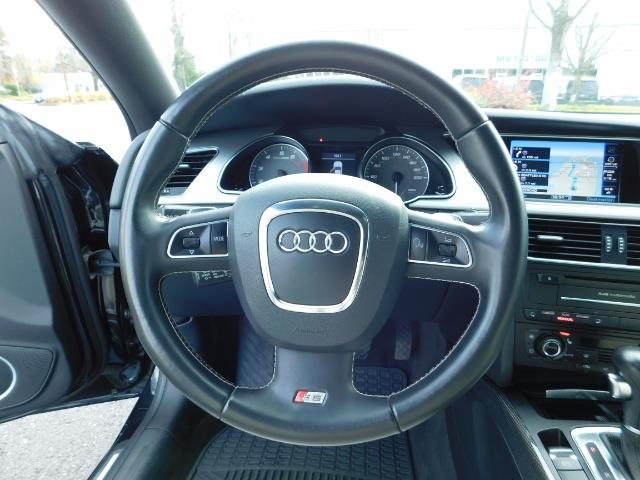 2011 Audi S5 4.2 quattro Prestige / Navigation / Heated Seats - Photo 38 - Portland, OR 97217