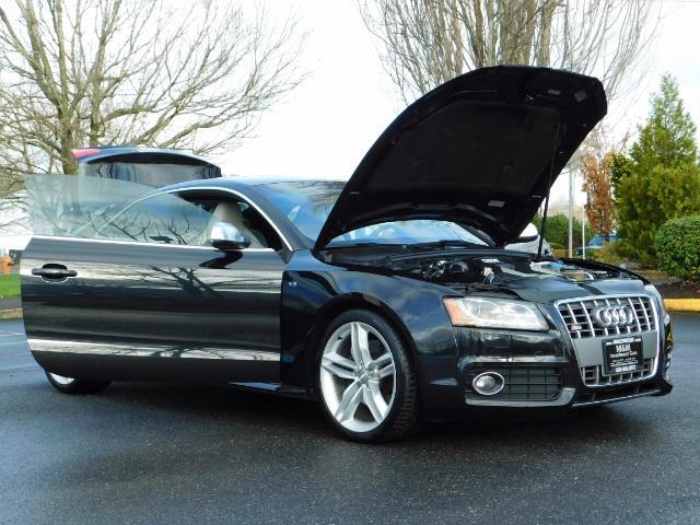 2011 Audi S5 4.2 quattro Prestige / Navigation / Heated Seats - Photo 31 - Portland, OR 97217