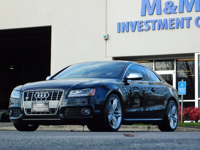 2011 Audi S5 4.2 quattro Prestige / Navigation / Heated Seats - Photo 40 - Portland, OR 97217