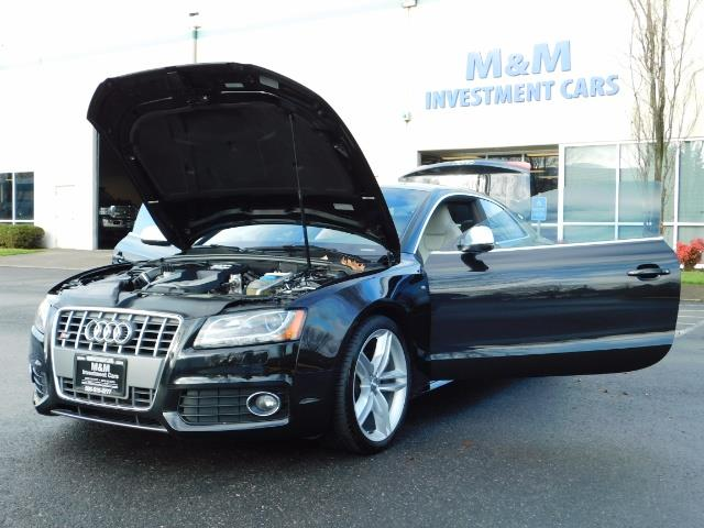 2011 Audi S5 4.2 quattro Prestige / Navigation / Heated Seats - Photo 25 - Portland, OR 97217
