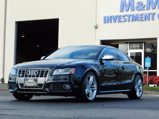 2011 Audi S5 4.2 quattro Prestige / Navigation / Heated Seats - Photo 1 - Portland, OR 97217