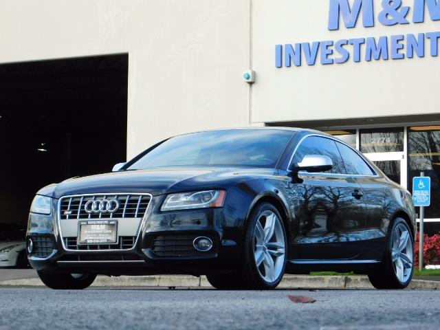 2011 Audi S5 4.2 quattro Prestige / Navigation / Heated Seats - Photo 47 - Portland, OR 97217
