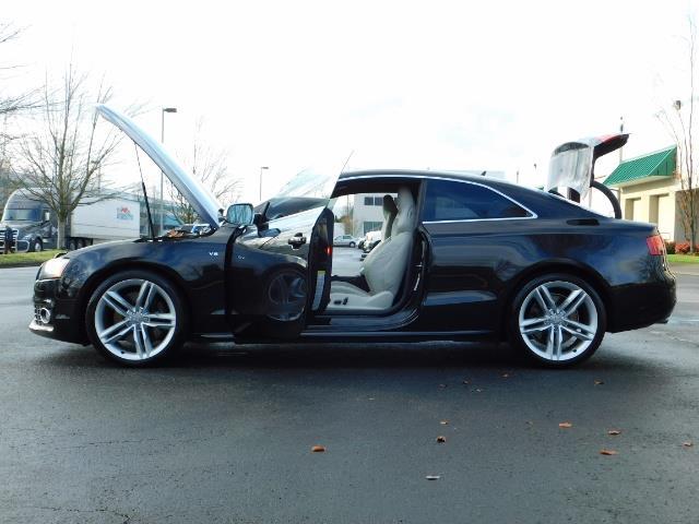 2011 Audi S5 4.2 quattro Prestige / Navigation / Heated Seats - Photo 26 - Portland, OR 97217