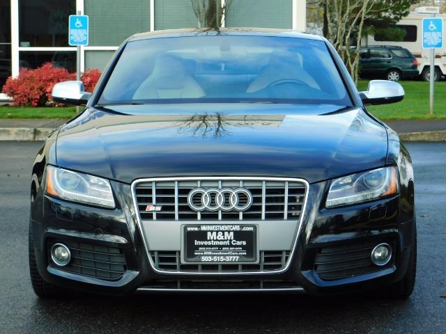 2011 Audi S5 4.2 quattro Prestige / Navigation / Heated Seats - Photo 5 - Portland, OR 97217