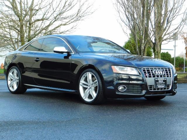 2011 Audi S5 4.2 quattro Prestige / Navigation / Heated Seats - Photo 2 - Portland, OR 97217