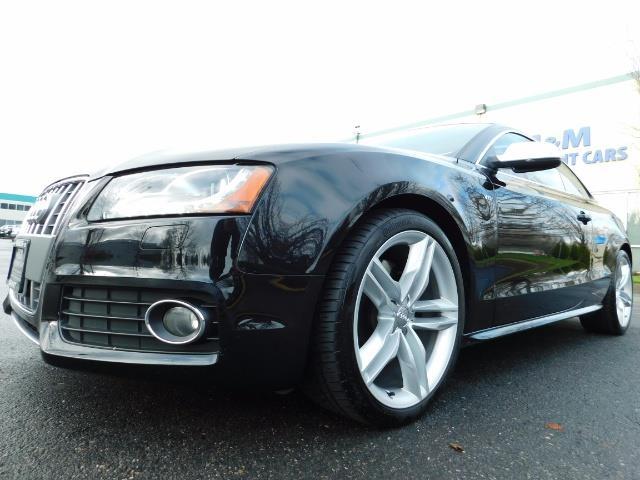 2011 Audi S5 4.2 quattro Prestige / Navigation / Heated Seats - Photo 9 - Portland, OR 97217
