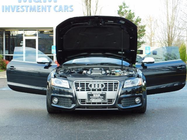 2011 Audi S5 4.2 quattro Prestige / Navigation / Heated Seats - Photo 32 - Portland, OR 97217