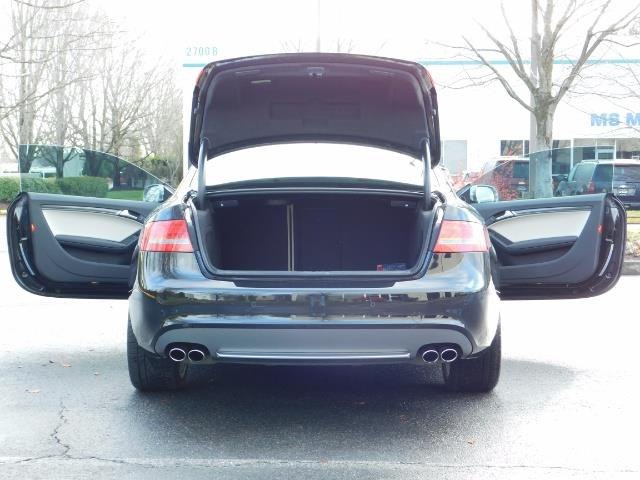 2011 Audi S5 4.2 quattro Prestige / Navigation / Heated Seats - Photo 28 - Portland, OR 97217