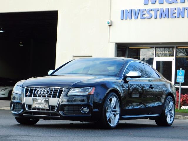 2011 Audi S5 4.2 quattro Prestige / Navigation / Heated Seats - Photo 49 - Portland, OR 97217