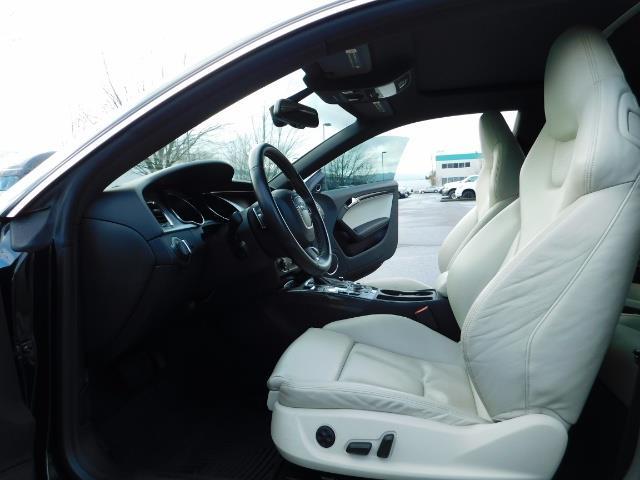 2011 Audi S5 4.2 quattro Prestige / Navigation / Heated Seats - Photo 15 - Portland, OR 97217