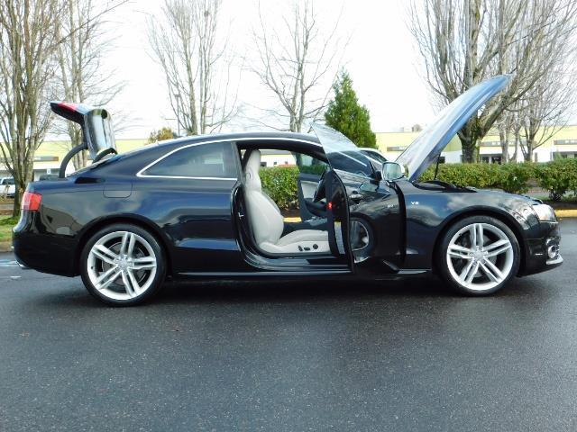2011 Audi S5 4.2 quattro Prestige / Navigation / Heated Seats - Photo 30 - Portland, OR 97217