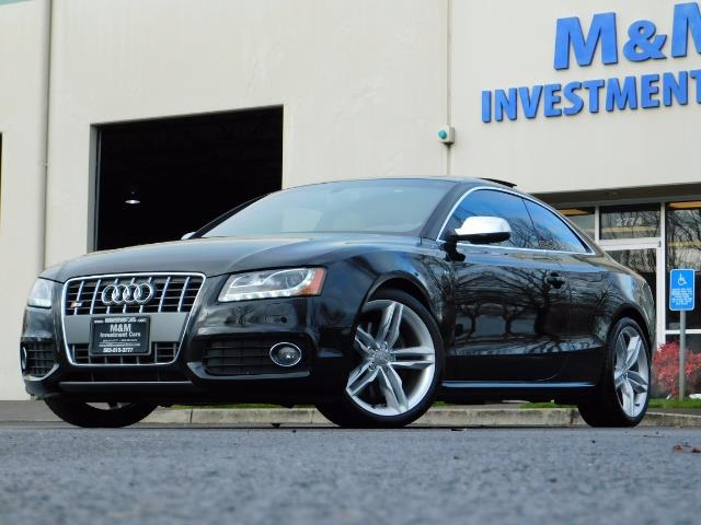 2011 Audi S5 4.2 quattro Prestige / Navigation / Heated Seats - Photo 50 - Portland, OR 97217