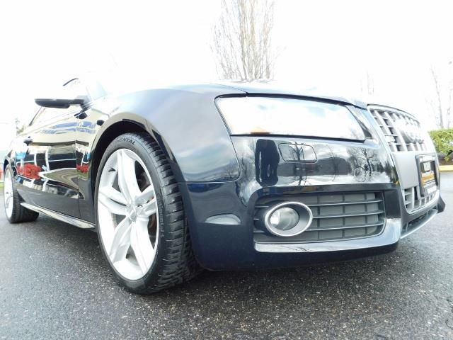 2011 Audi S5 4.2 quattro Prestige / Navigation / Heated Seats - Photo 10 - Portland, OR 97217