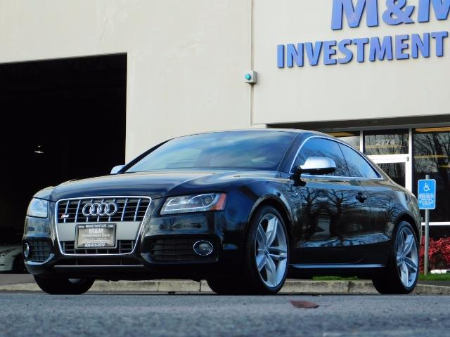 2011 Audi S5 4.2 quattro Prestige / Navigation / Heated Seats - Photo 48 - Portland, OR 97217