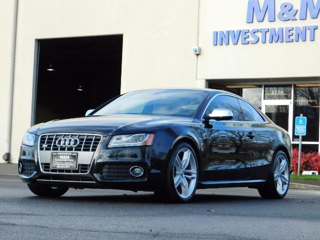 2011 Audi S5 4.2 quattro Prestige / Navigation / Heated Seats - Photo 46 - Portland, OR 97217