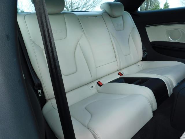2011 Audi S5 4.2 quattro Prestige / Navigation / Heated Seats - Photo 17 - Portland, OR 97217