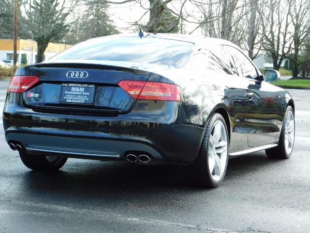 2011 Audi S5 4.2 quattro Prestige / Navigation / Heated Seats - Photo 8 - Portland, OR 97217