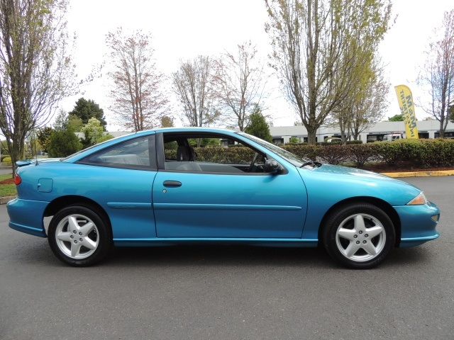 1998 Chevrolet Cavalier Z24 2dr Coupe 5 Sd Manual 4cyl Gas