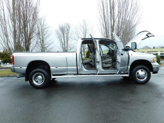 2005 Dodge Ram 3500 Laramie / 4X4 / 5.9L DIESEL / 105K Mi/ 6-Speed DRW - Photo 35 - Portland, OR 97217