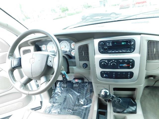 2005 Dodge Ram 3500 Laramie / 4X4 / 5.9L DIESEL / 105K Mi/ 6-Speed DRW - Photo 27 - Portland, OR 97217