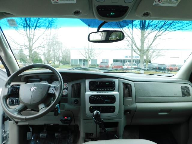 2005 Dodge Ram 3500 Laramie / 4X4 / 5.9L DIESEL / 105K Mi/ 6-Speed DRW - Photo 19 - Portland, OR 97217
